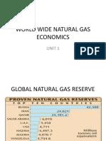 UNIT 1 - Natural Gas Business
