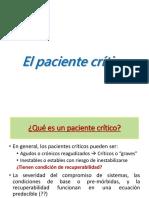 01. Paciente crítico