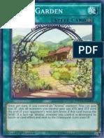 Aromage Garden