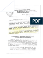 Resumen Medidas Precautelativas Tribunal Décimo Sexto de Primera Instancia