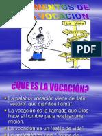 La Vocación