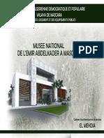 Projet Musee Mascara