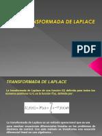 Transformada de Laplace 2017