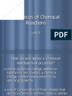 Evidence of Chemical Reactions Ppt (1) [Recovered]