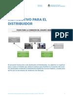Instructivo Para El Distribuidor