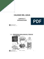 C1 Calidad Del Agua-Introducción