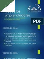 Proyectos Emprendedores [Autoguardado]