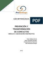 2 - BEDOYA - CARAVEDO - Negociación Constructiva
