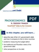 Capítulo 15 - Mankiw Macroeconomia