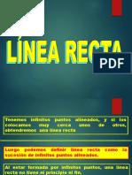 linea recta.pptx