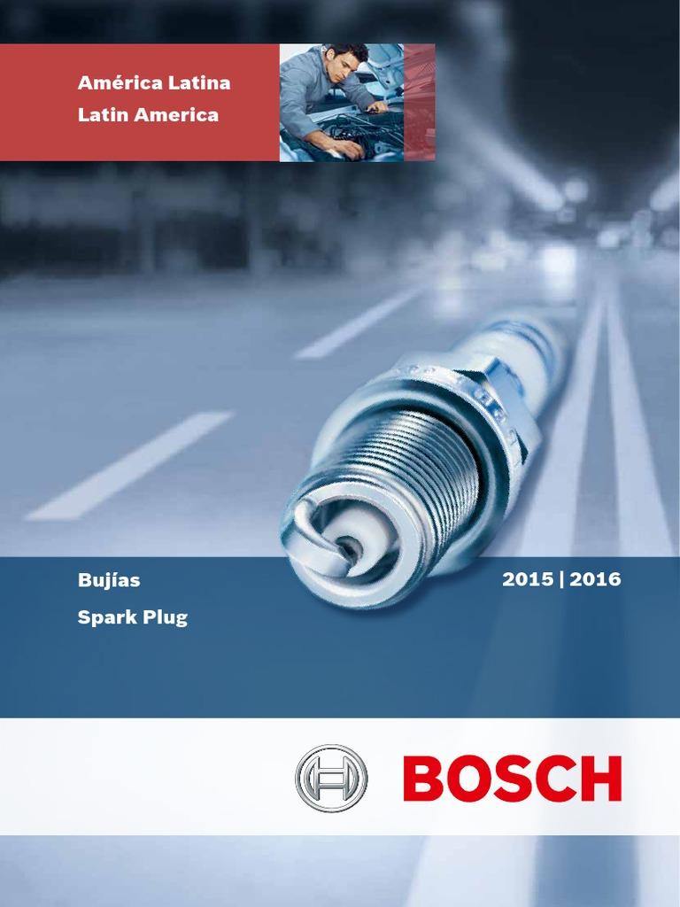 5 x Bosch original bujías Super 4 con 4-electrodos masa 0242242501