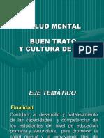 Eje Temático Salud Mental, Buen Trato y Cultura de Paz (1)
