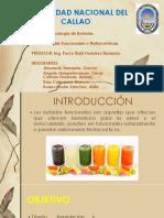 Bebida Nutracéutica de Granada