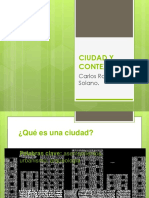 Clase Introductoria Ciudad y Contexto