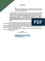 Edital_comunicado - 3ª Entrega via Correio - Fora Do Prazo (Cód