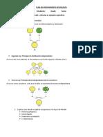 Plan de Mejoramiento de Biologia
