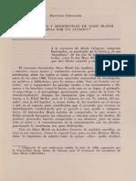 Trascedencia y modernidad de Marc Bloch vistas depor un alumno, François Chevalier.pdf