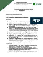 Legislação-SEADS-Catálogo