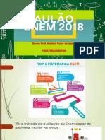 Aulão Enem - 2018
