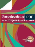 Libro Participacion Politica de Las Mujeres en El Estado