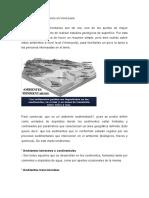 Ambientes Sedimentarios en Venezuela