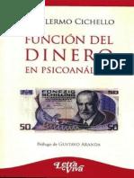 Cichello, G - Funcion del dinero en psicoanalisis.pdf