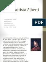 León Battista Alberti