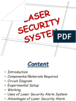 Lasers Ecurity System