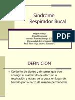 Síndrome Respirador Bucal