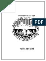 """""""UNA PERSPECTIVA PSICOANALÍTICA DEL PASAJE AL ACTO EN UN CASO  DE HOMICIDIO"""" (CASO BARREDA) -Cristina Perez"""