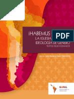BRACKE, Sara & PATERNOTTE, David. Habemus género_La iglesa católica e ideoloía de género.pdf