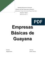 A- Empresas Basicas de Guayana Quimica (1)