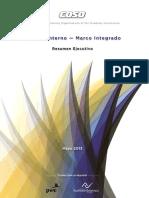 Control Interno - Marco Integrado Resumen Ejecutivo