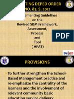 Access Sbm Pasbe Framework