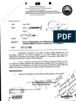 1 PNP 2008 Policy Prescribing the Presentation or Non-presentation of Suspects to the Media Dtd September 29, 2008