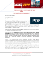 PDF Viaje de Negocios -Feria de Canton