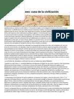 El Mar Mediterráneo_ Cuna de La Civilización _ Crónica ONU