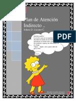 Plan de Intervenciónindirecto