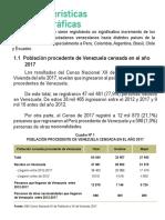 INEI - Venezolanos