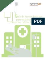 Buenas Practicas Atención Hospitalaria 05042017