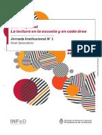 27. J l N° 1 - Sec - Leer en plural. La lectura en la escuela y en cada área - Carpeta Participante.pdf