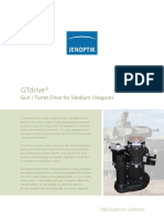 Gtdrive Medium Gun Turret Drive Stabilization