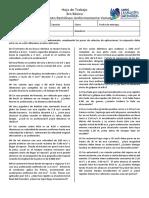 3ro Basico Hoja de Trabajo Movimiento Rectilíneo Uniforme Variado MRUV