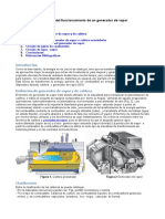 Descripcion Del Funcionamiento Generador Vapor (OK)