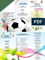 2019 Bola Sepak Brochure