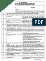 9. Interpretasi Kriteria Audit SMK3