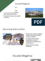 Escuela Megárica PPT