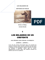 Los Milagros de Antonio de Padua - Jeronimo Bormida