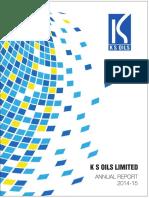 KS Oil AnnualReport2014-2015.pdf