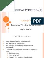 WRITING 8 Assessing Writing 1 12.JR